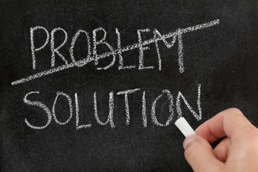 we solve commercial cleaning problems