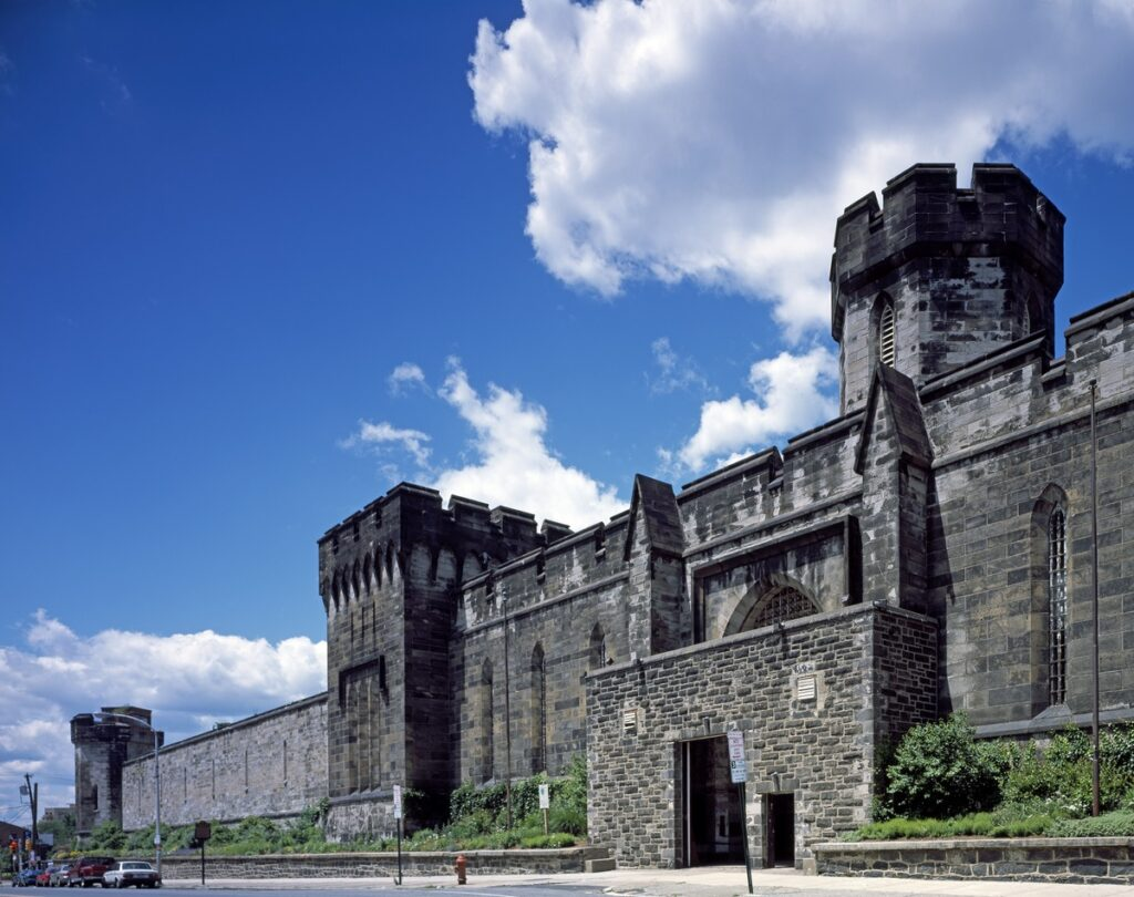 architecture of eastern state penitentiary