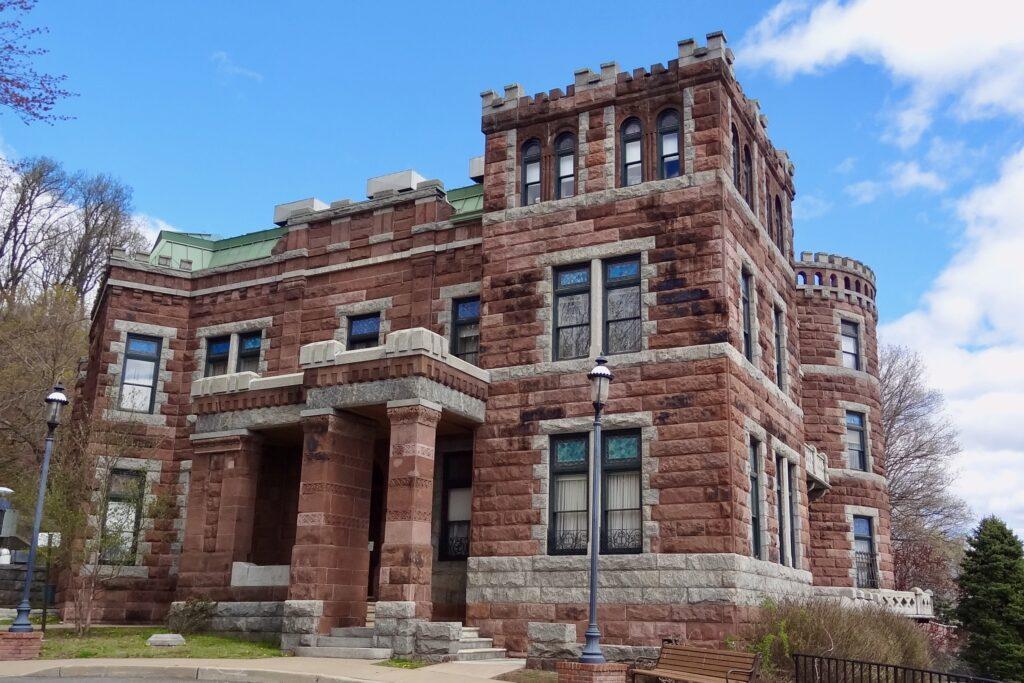 Lambert Castle Museum, New Jersey