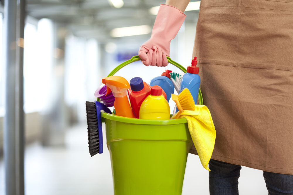 commercial cleaning chicago
