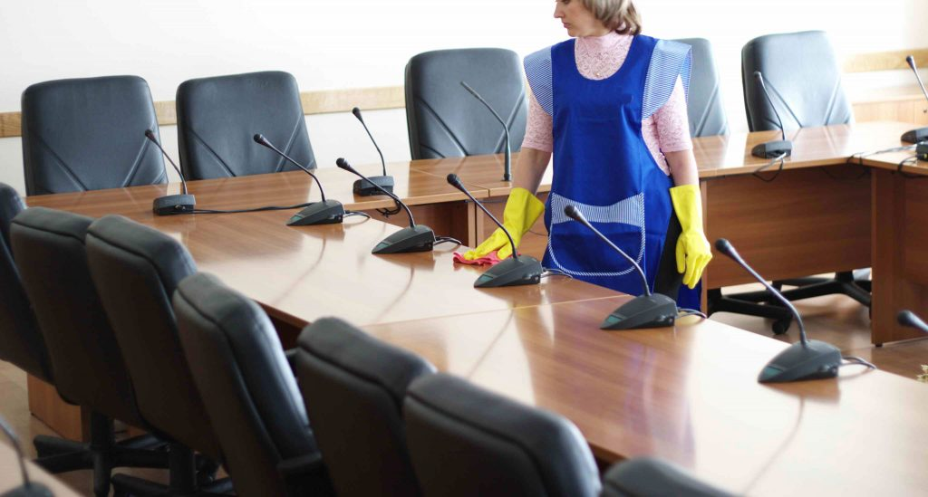 commercial cleaning detroit
