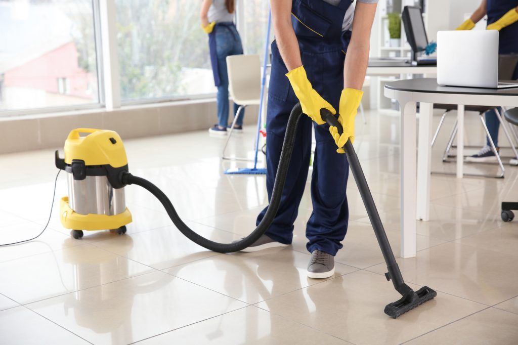 commercial cleaning Kansas city